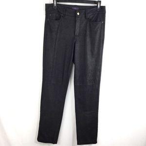 NYDJ Womens Alina Legging Original Slim Fit Pants
